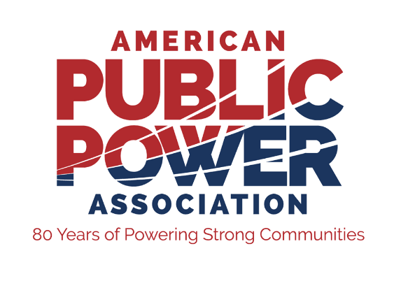 This is the logo of the American Public Power Association.