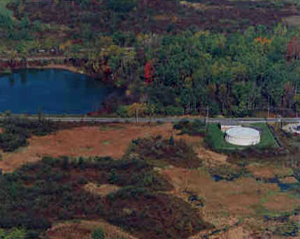 Clay Pond Pump Station