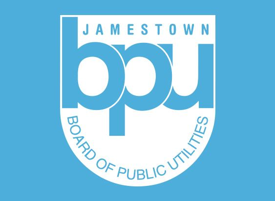 Jamestown BPU logo